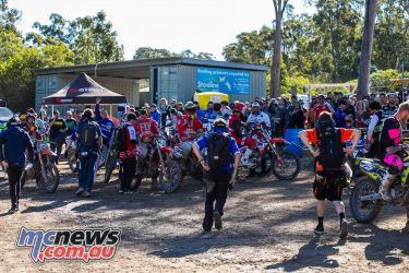 mx nationals round race mx first ten done