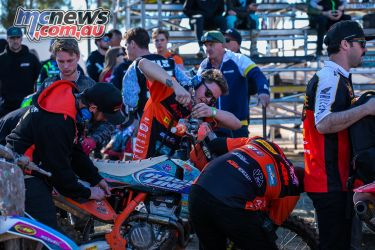 mx nationals round race mx fixing ktm