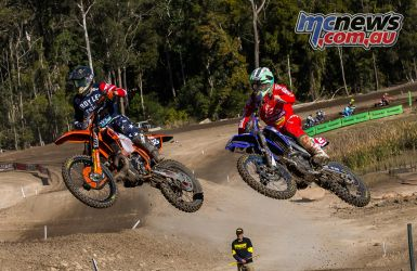 mx nationals round race mx todd overtake