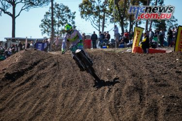 mx nationals round race mx wills back wheel