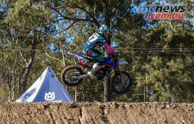 mx nationals round race mxd bailey yz yamaha