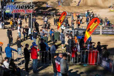 mx nationals round race mxd crowd