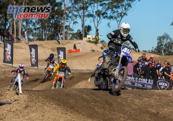 mx nationals round race mxd jake williams
