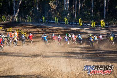 mx nationals round race mxd start