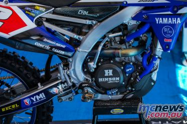 mx nationals round todd yamaha motor