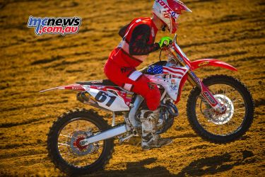 Heath Harrison Privateer MX JK RedBud AMAMX Rnd
