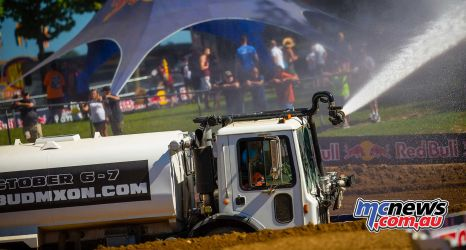 WaterTruck Pits MX JK RedBud AMAMX Rnd