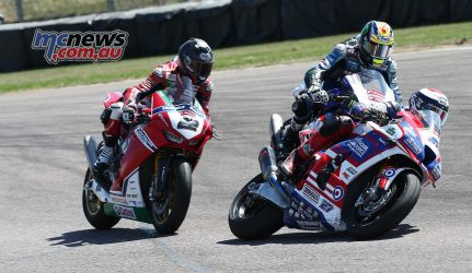 BSB Rnd Thruxton Josh Brookes incoming Image DYeomans