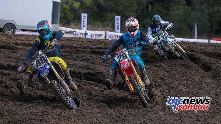 MX Nationals Rnd Gladstone moto mx baldwin davis