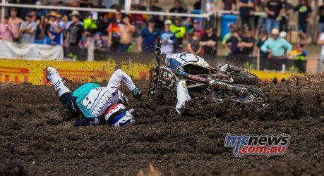 MX Nationals Rnd Gladstone moto mx barham down