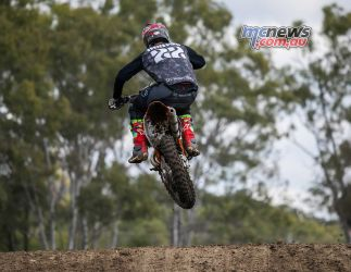 MX Nationals Rnd Gladstone moto mx bishop