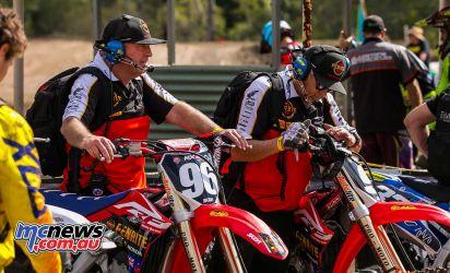 MX Nationals Rnd Gladstone moto mx honda
