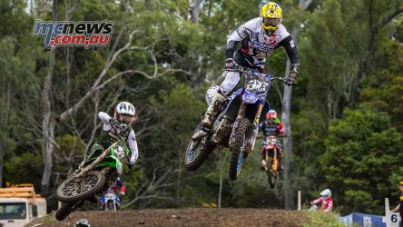 MX Nationals Rnd Gladstone moto mx pozniak evans
