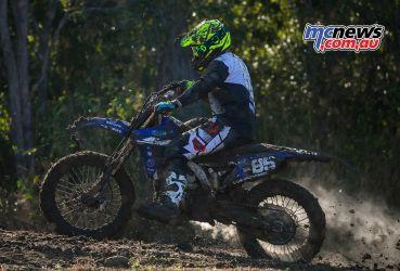 MX Nationals Rnd Gladstone moto mx practice over heating
