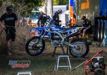 MX Nationals Rnd Gladstone moto mxd empire bike wash