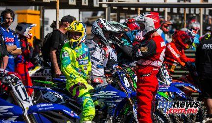 MX Nationals Rnd Gladstone moto mx evans look back
