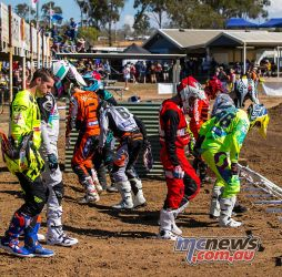 MX Nationals Rnd Gladstone moto mx gate pick