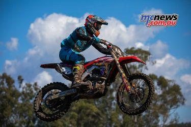 MX Nationals Rnd Gladstone moto mx webster