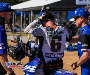 MX Nationals Rnd Gladstone moto mx wilson wins