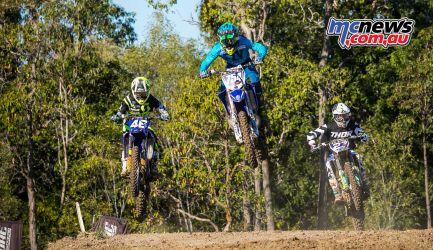 MX Nationals Rnd Gladstone moto mxd cosford leads