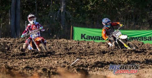 MX Nationals Rnd Gladstone moto mxd norman corner