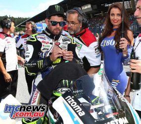 MotoGP Rnd Austria Crutchlow GP AN