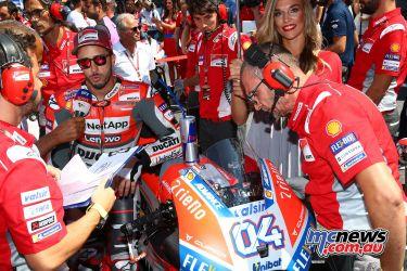 MotoGP Rnd Austria Dovi GP AN