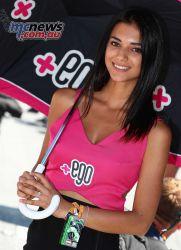 MotoGP Rnd Austria Girl GP AN