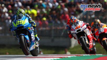 MotoGP Rnd Austria Iannone GP AN
