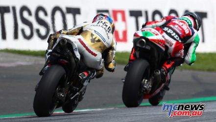 MotoGP Rnd Austria Karel Abraham GP AN