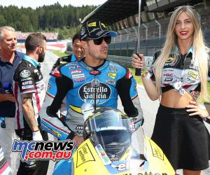 MotoGP Rnd Austria Luthi GP AN