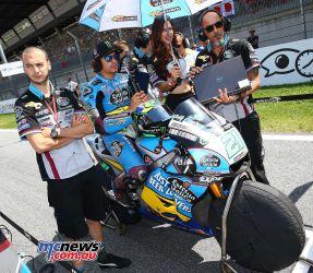 MotoGP Rnd Austria Morbidelli GP AN