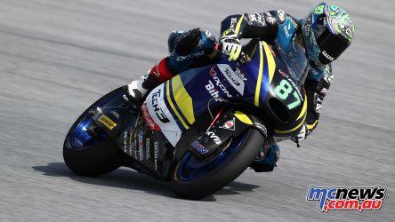 MotoGP Rnd Austria Moto Gardner GP AN