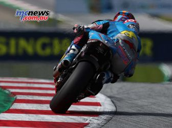 MotoGP Rnd Austria Moto Marquez Alex GP AN