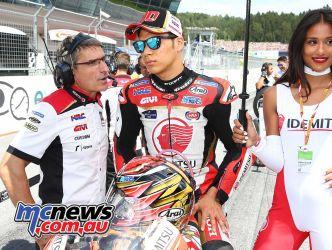 MotoGP Rnd Austria Nakagami GP AN