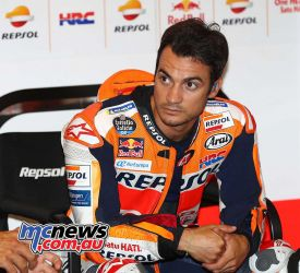 MotoGP Rnd Austria Pedrosa GP AN