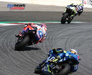 MotoGP Rnd Austria Petrucci GP AN