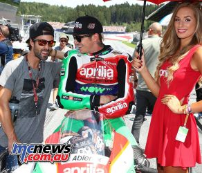 MotoGP Rnd Austria Redding GP AN