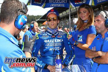 MotoGP Rnd Austria Rins GP AN