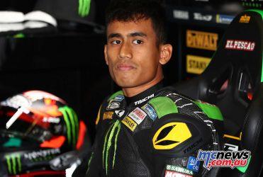 MotoGP Rnd Austria Syahrin GP AN
