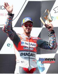 MotoGP Rnd Austria Third Dovi GP AN