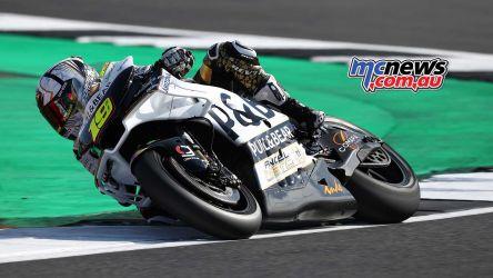 MotoGP Silverstone Bautista GP AN