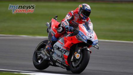 MotoGP Silverstone Dovi GP AN