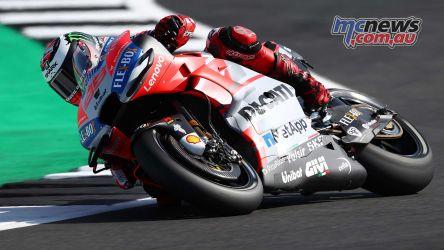 MotoGP Silverstone Lorenzo GP AN