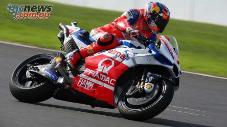 MotoGP Silverstone Miller GP AN