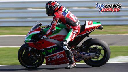 MotoGP Silverstone Redding GP AN