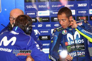 MotoGP Silverstone Rossi GP AN