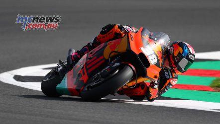 MotoGP Silverstone Smith GP AN