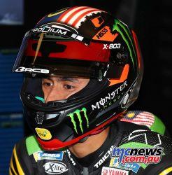 MotoGP Silverstone Syahrin GP AN