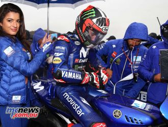 MotoGP Silverstone Vinales GP AN